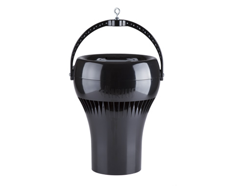airius fans air pear black fan