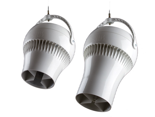 airius fans standard air pear series